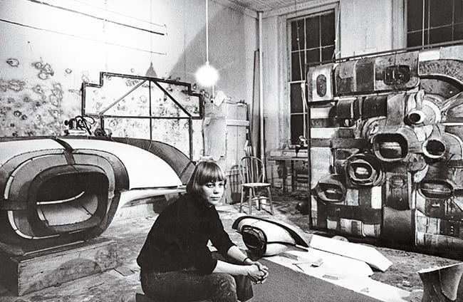 The Terms Of Craft And Other Means Of Making Lee Bontecou