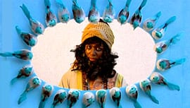 Monira Al Qadiri, still from Wa Waila (Oh Torment), 2008, film, 10 min. 4 sec.(artwork © Monira Al Qadiri)