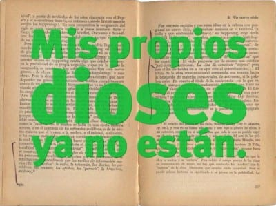 Roberto Jacoby, 1968: El culo te abrocho (1968: I Do Your Ass), 2008, two of a series of 28 inkjet and silkscreen prints on cotton linters papers, 35½ x 27½ in. (90 x 70 cm) (artwork © Roberto Jacoby; photograph provided by the artist)