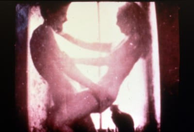 Carolee Schneemann, Fuses, still, 1965, 16mm film, silent, 18 min. (photograph © Carolee Schneemann, provided by the artist)