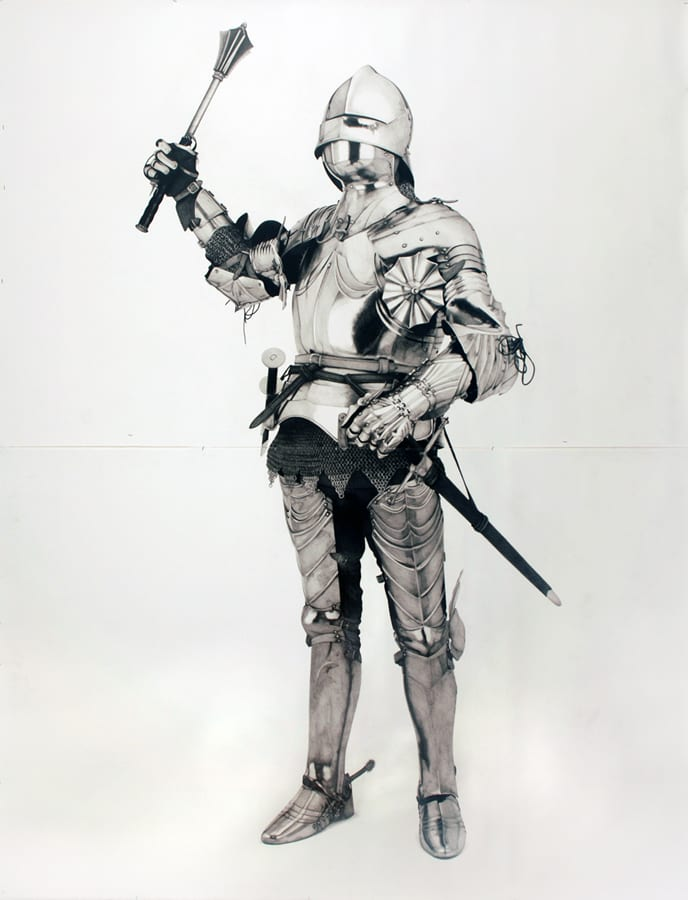 Knight S Heritage Karl Haendel And The Legacy Of Appropriation
