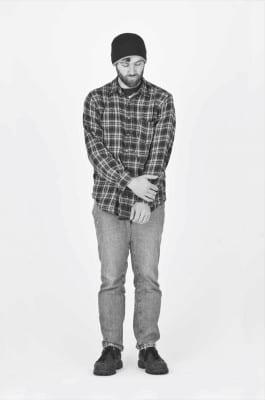 Robert Schultze, Portrait of a friend, 2011, photograph (artwork © Robert Schultze)