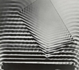 Wave Pattern with Glass Plate, Massachusetts Institute of Technology