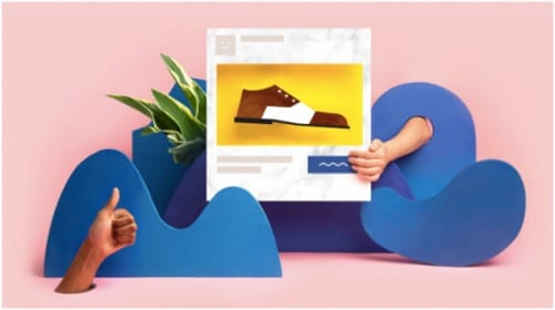 MailChimp promotional image for Facebook Ads integration
