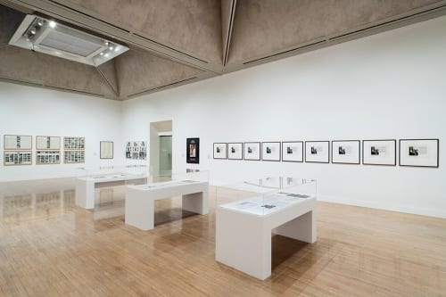 Conceptual Art in Britian 1964–1979, April 12–August 29, 2016, installation view, Tate Britian (photo: Tate Photography)